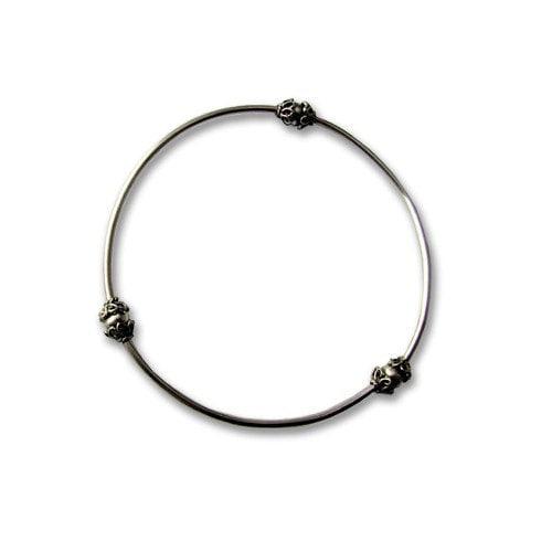 Jewelry 24 Seven bangle bracelet