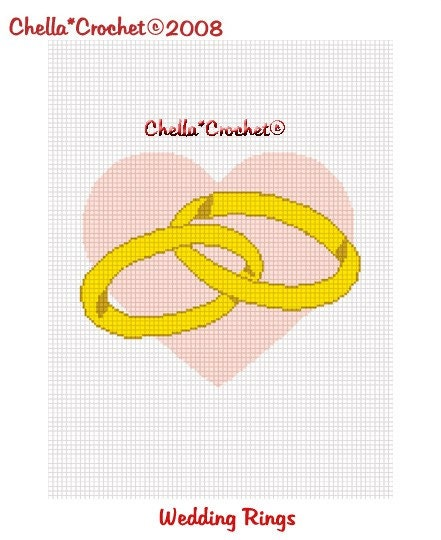 Double Wedding Ring Crochet Instructions | eHow.com