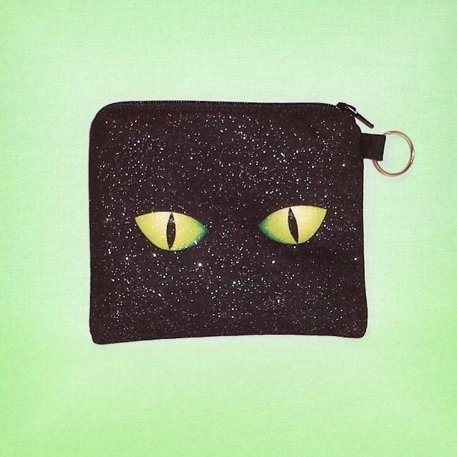 cat eyes in the dark. Cat Eyes In The Dark Coin Purse. From hmmmbymel