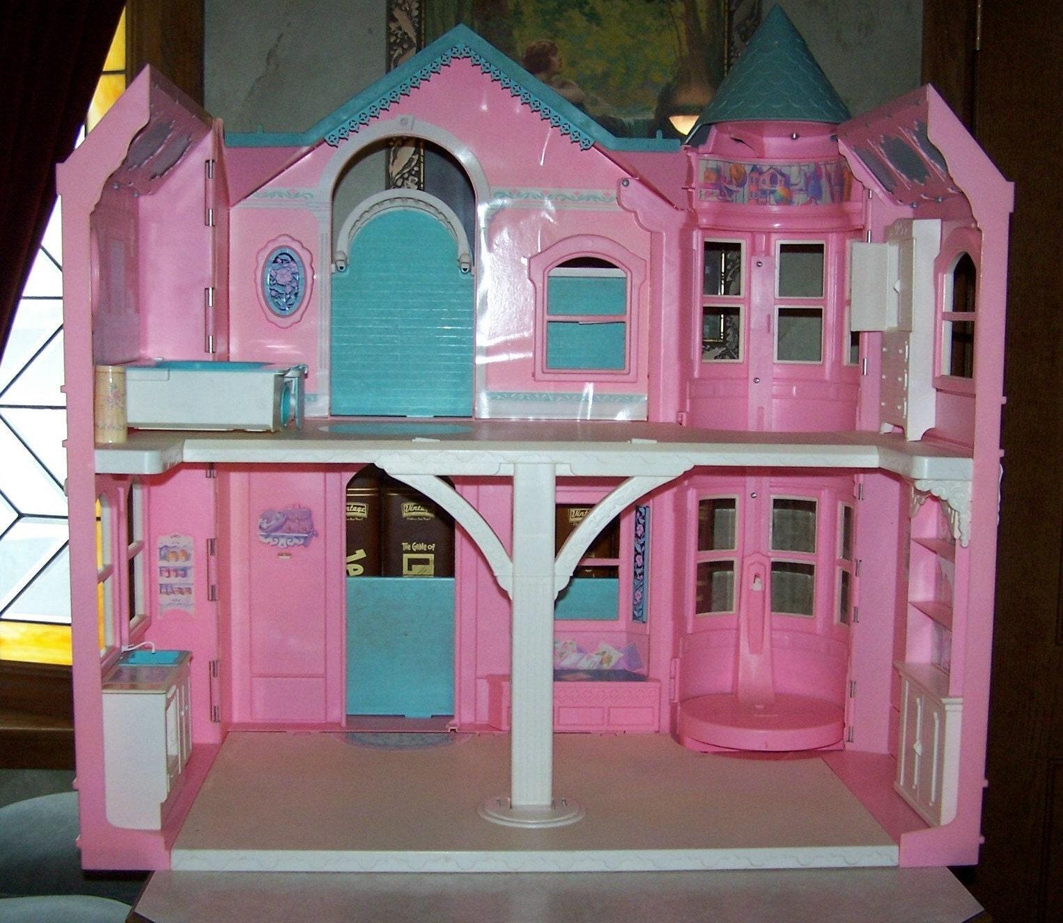 Barbie Dream House Dollhouse 2000 – House Plan 2017