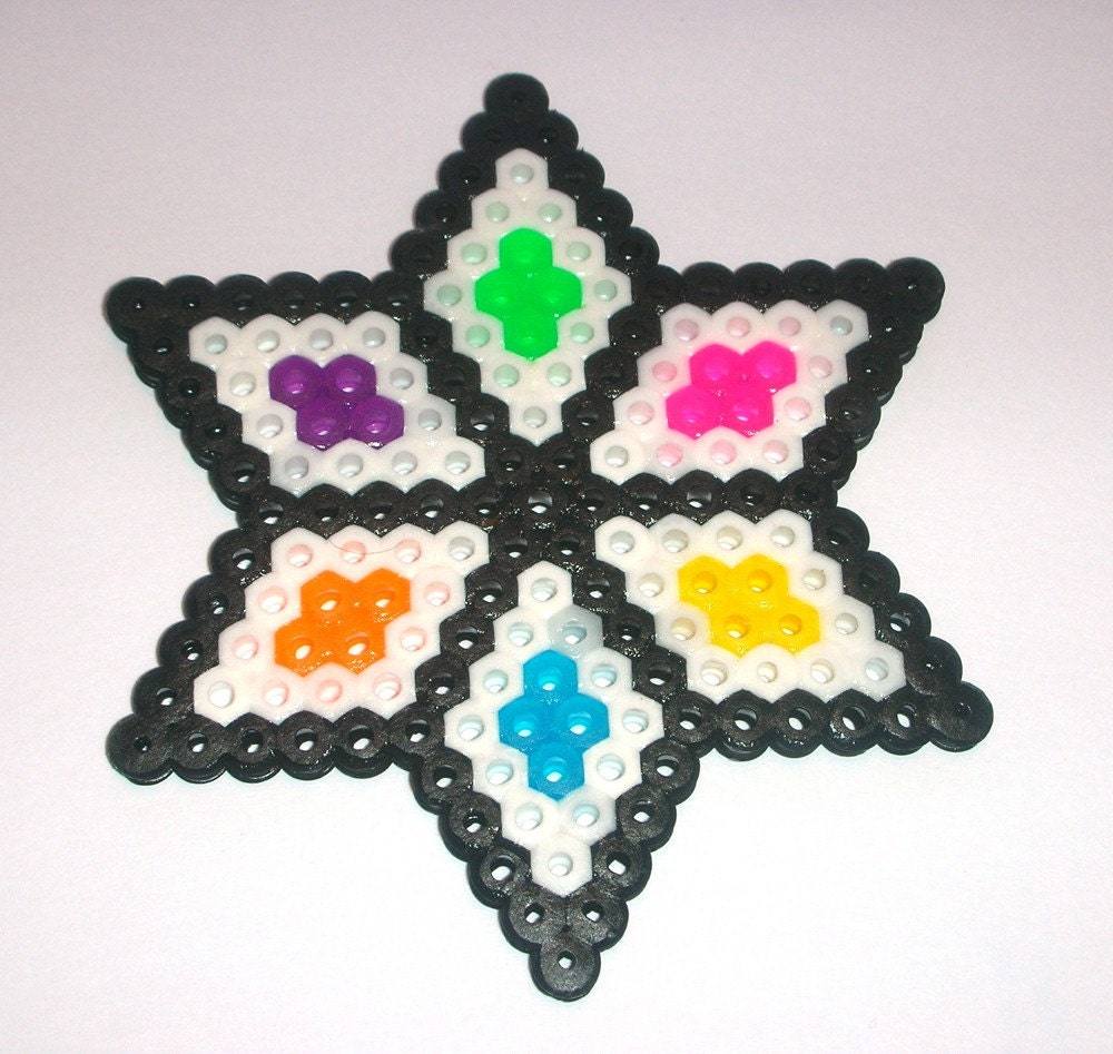 It's just a graphic of Amazing Free Perler Bead Patterns