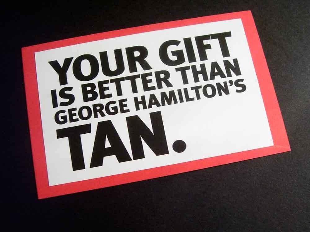 Hamilton Tags