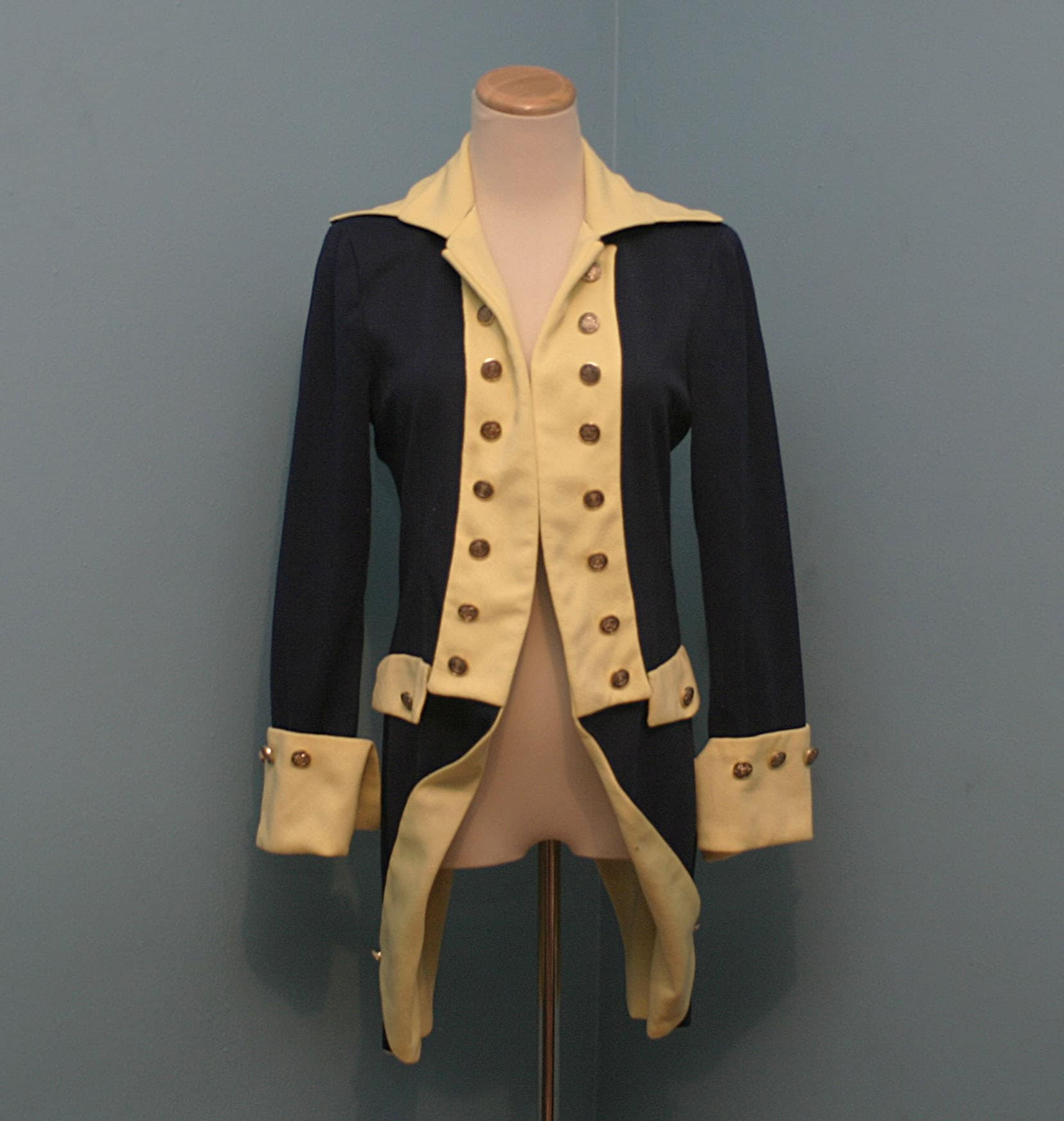 Jacket With Tails