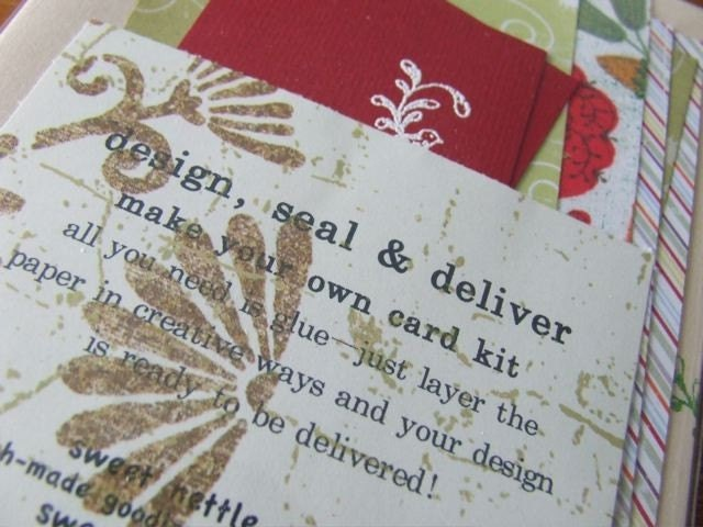 make your own gift cards