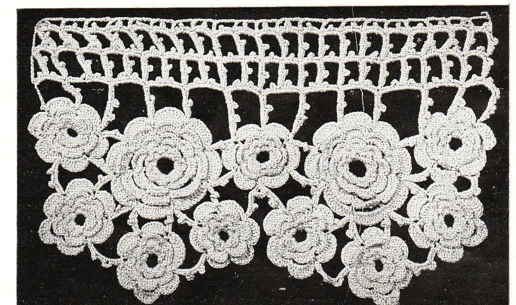 Irish Rose | Crochet Craft