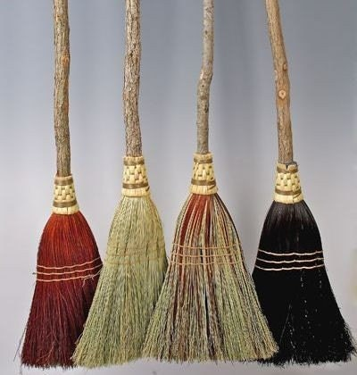 Broomchick kitchen brooms
