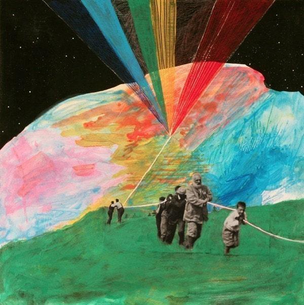 Brandi Strickland - Universe Kite