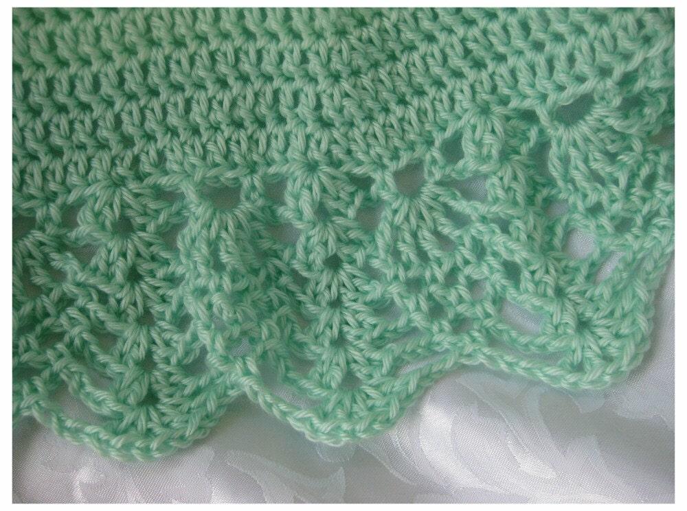 Crochet Shell Blanket Pattern Crochet Club