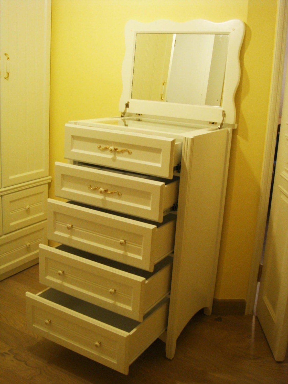 dresser drawer bail pull handle