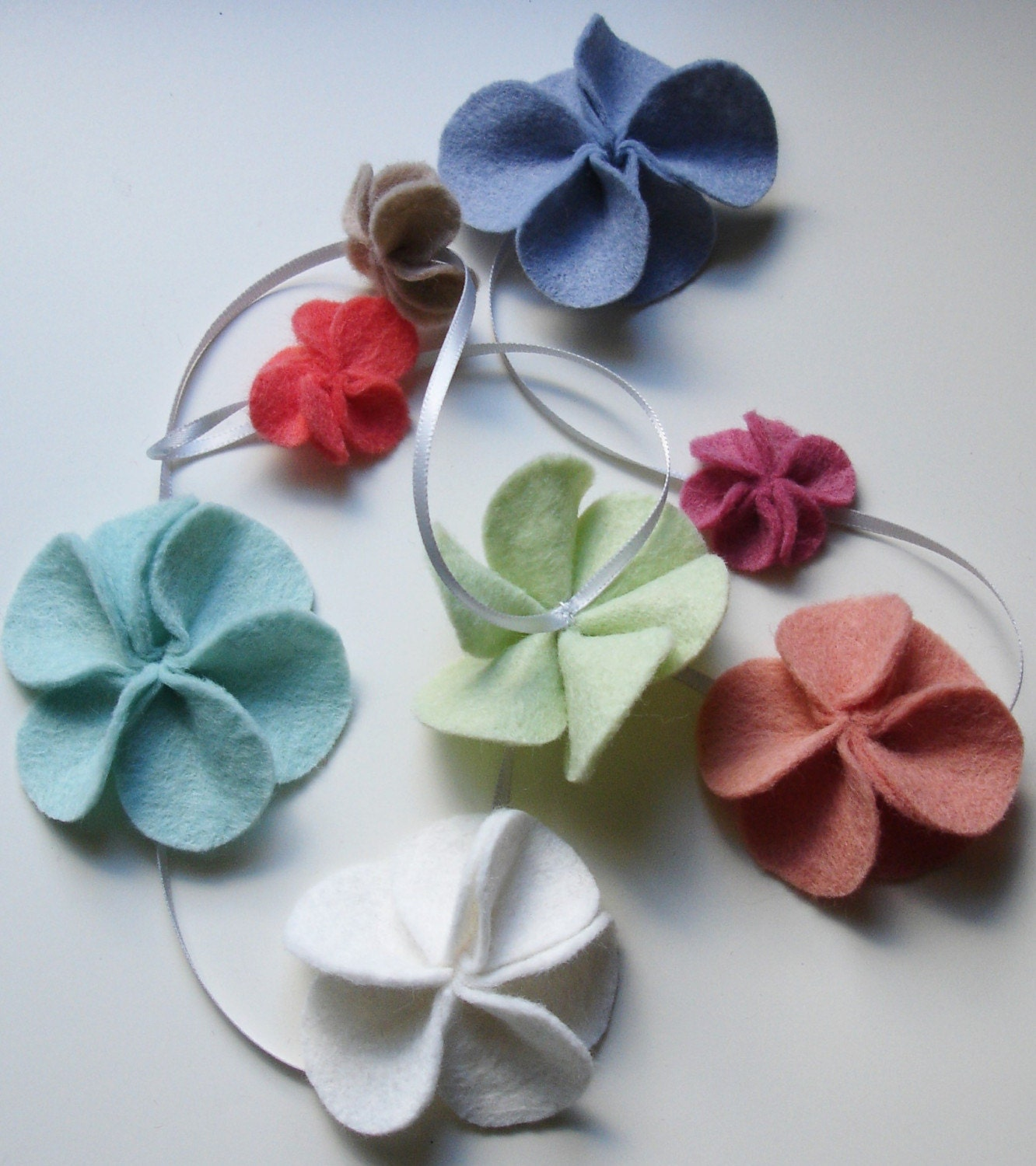 FELTED FLOWER PATTERNS FREE PATTERNS