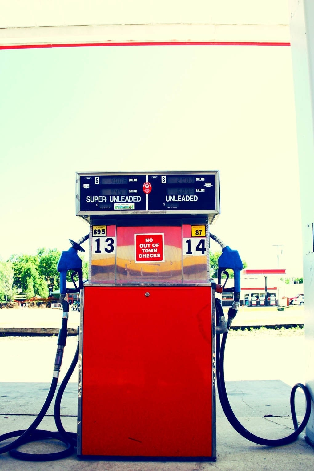 Out of Gas - Fine Art photograph