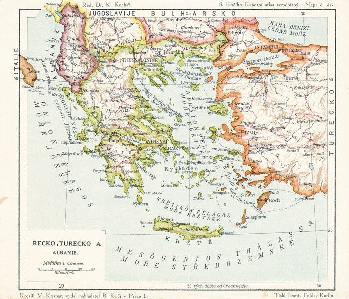map of greece and turkey. Map of GREECE, TURKEY,