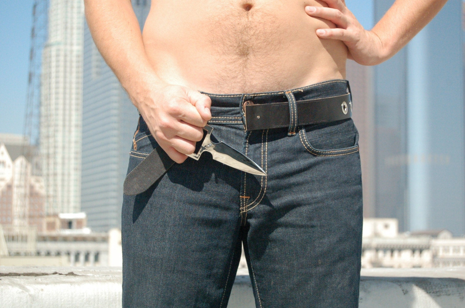 The most dangerous thing to put in your pants