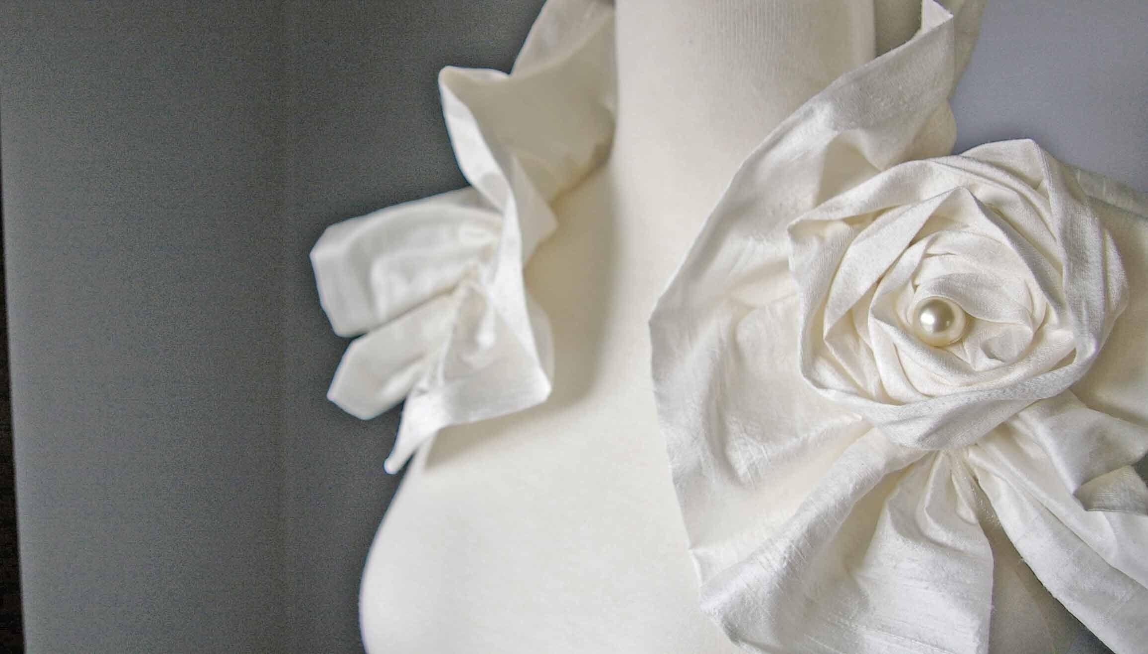 Silk Shoulder Wrap