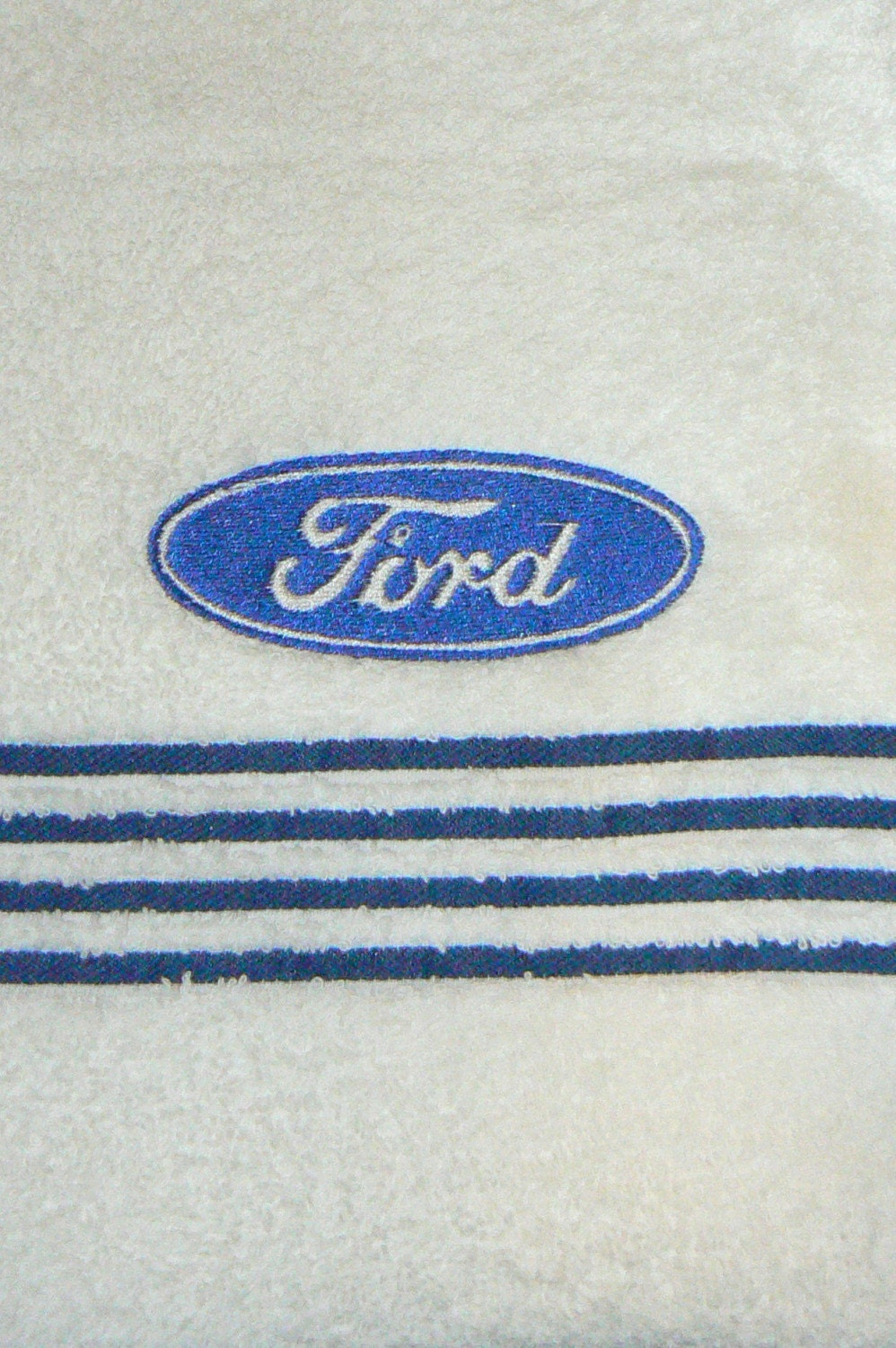 embroidered hot rod,