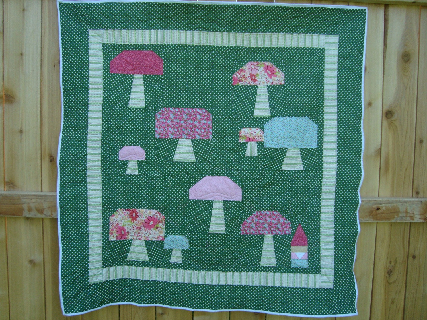 free baby quilt pattern