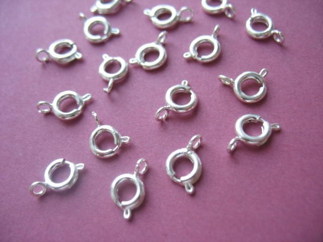 silver beads for jewelry making. eads and jewelry making