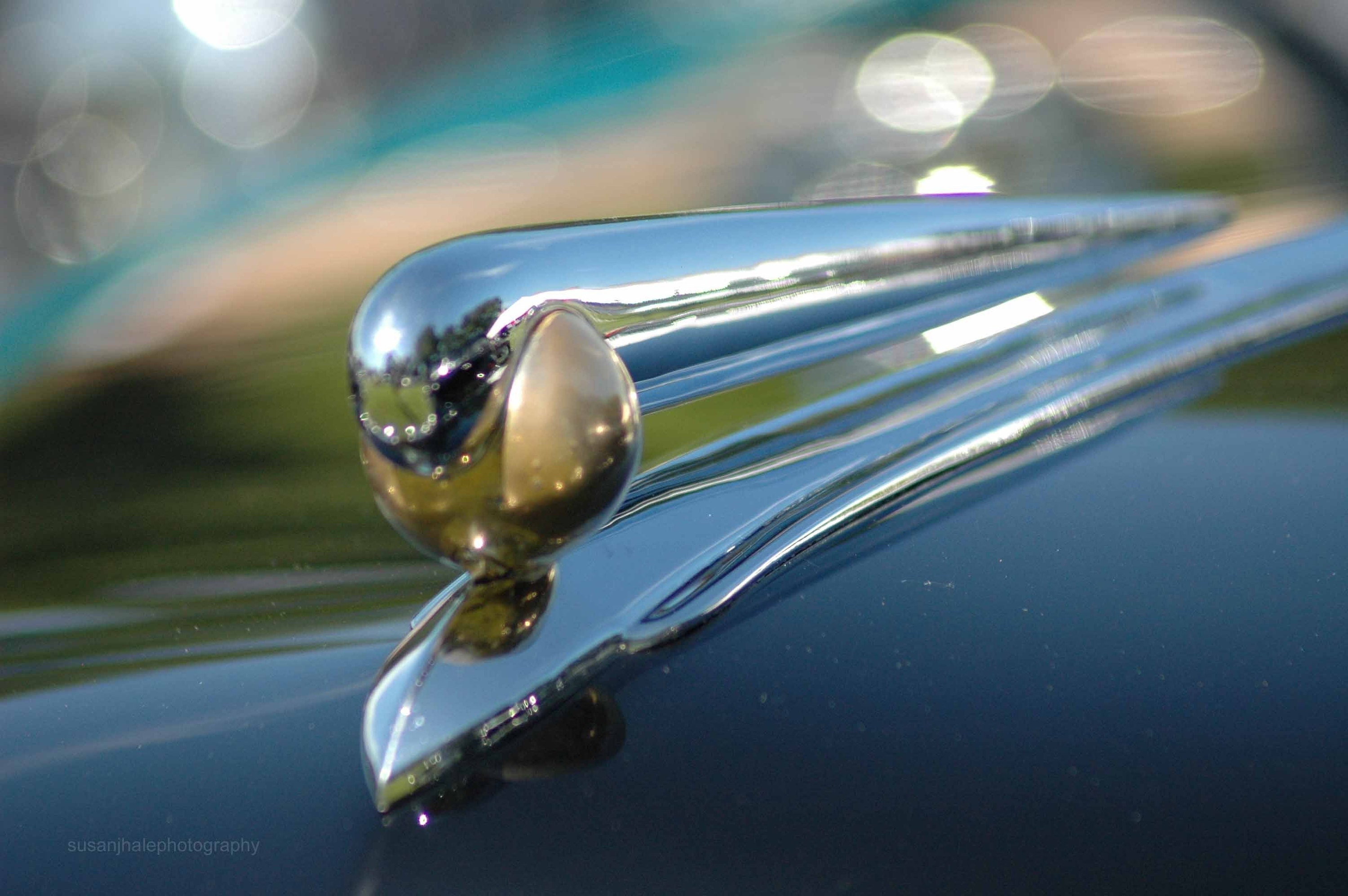1947 Lincoln Continental Hood
