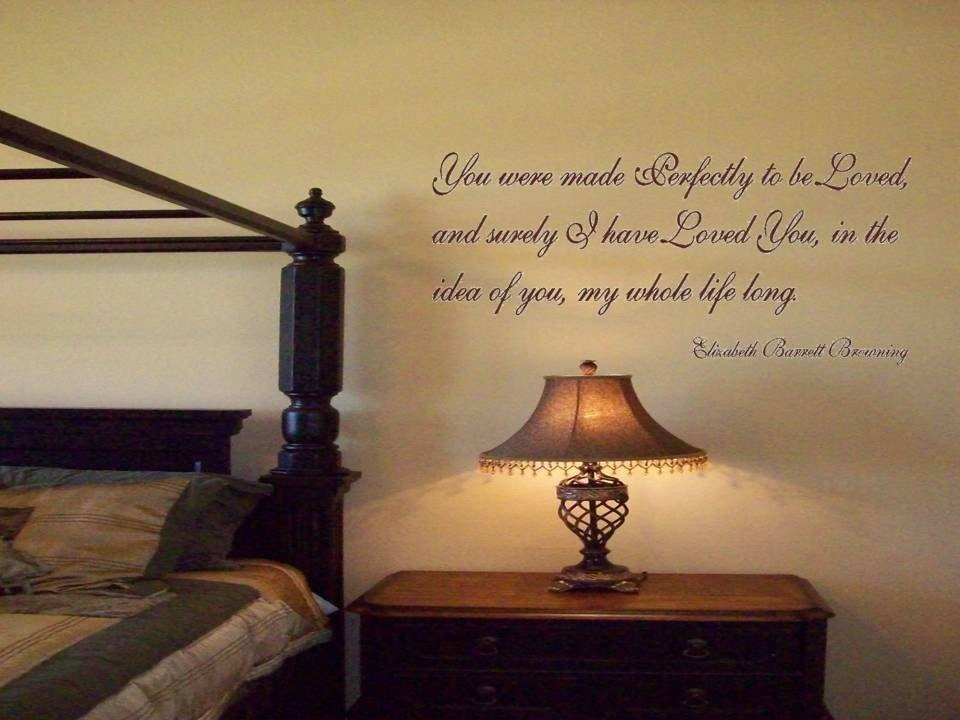 Elizabeth Barrett Browning Quote You