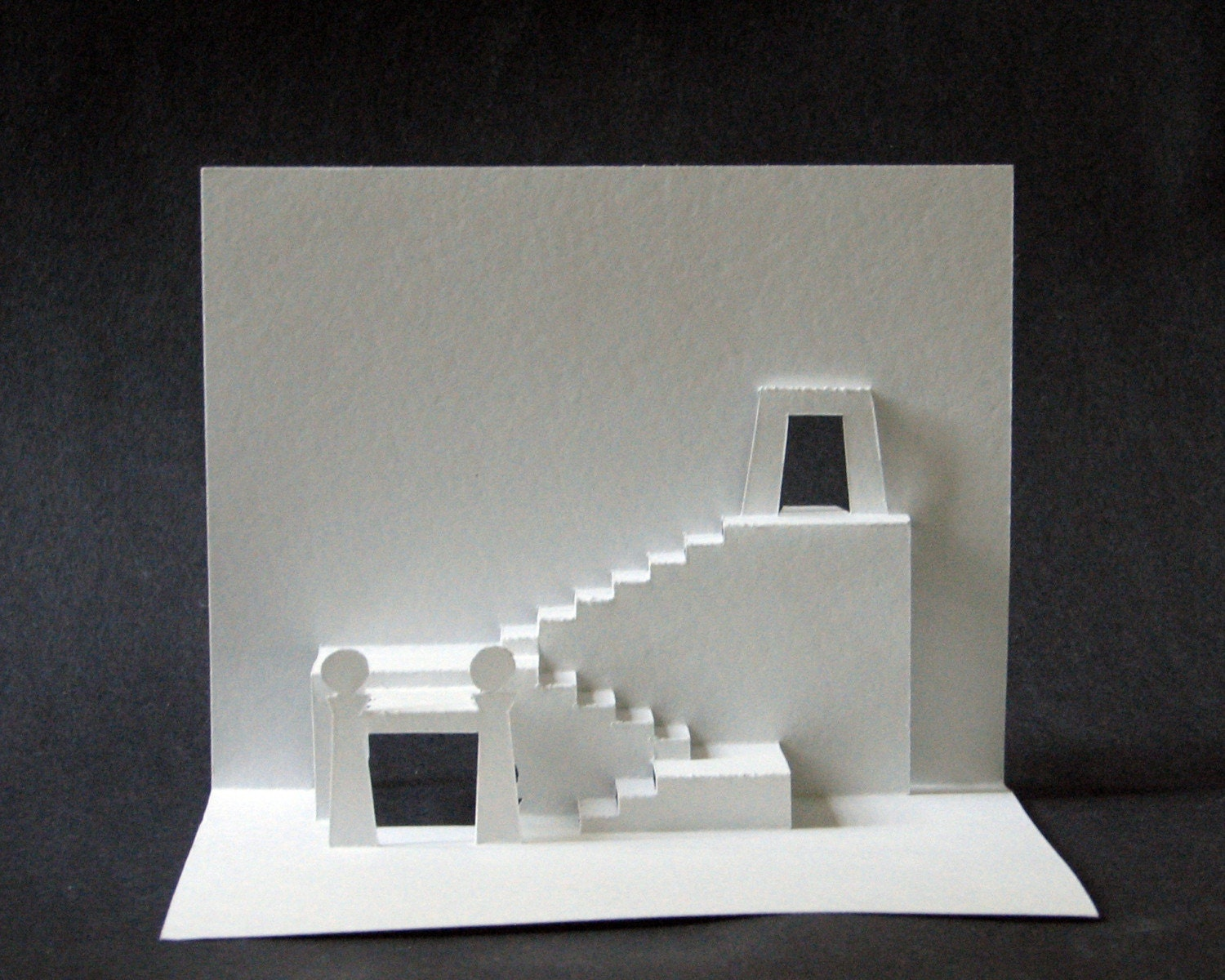ORIGAMI ARCHITECTURE CARDS