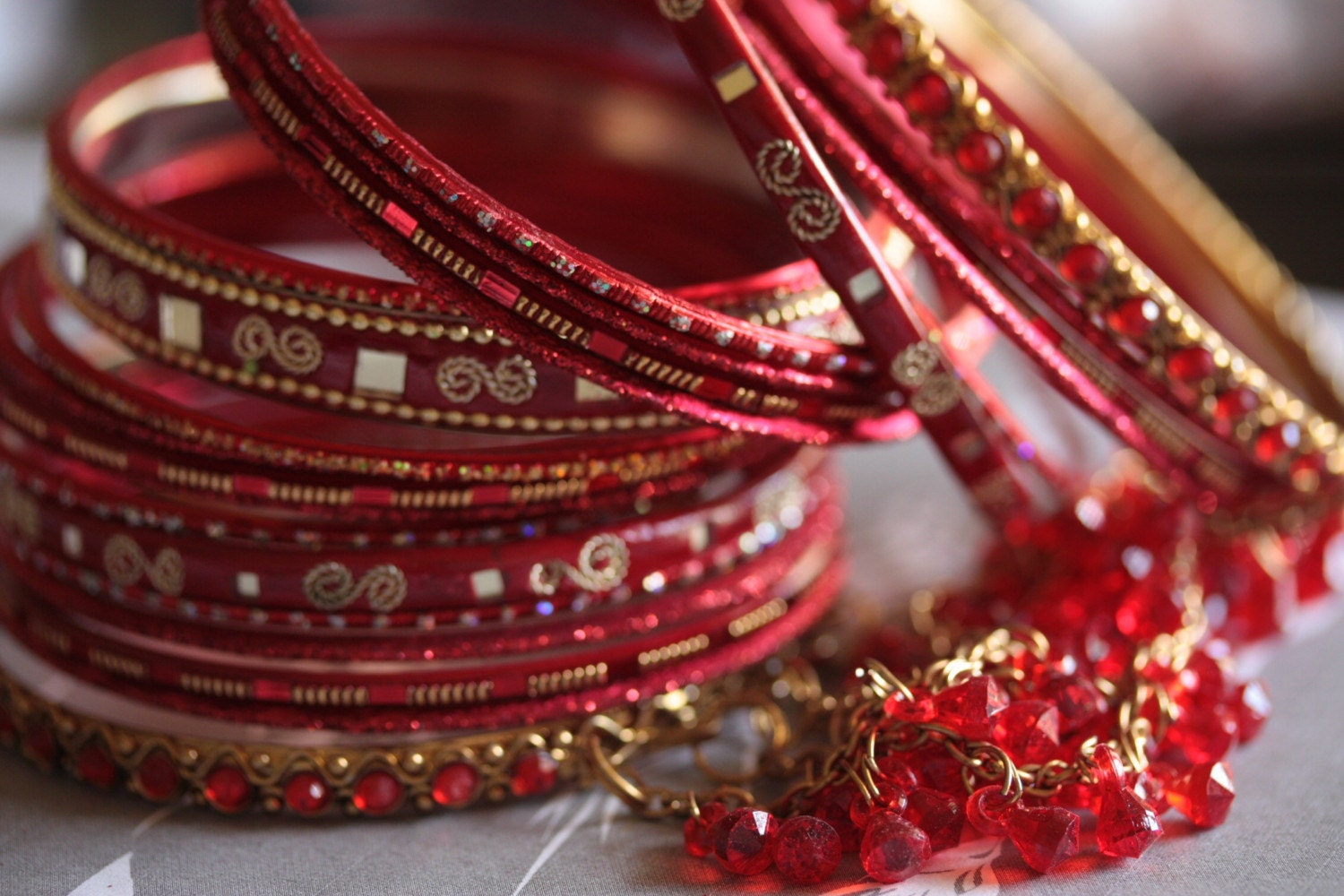 il fullxfull86716283 - *Today's Red bangals*