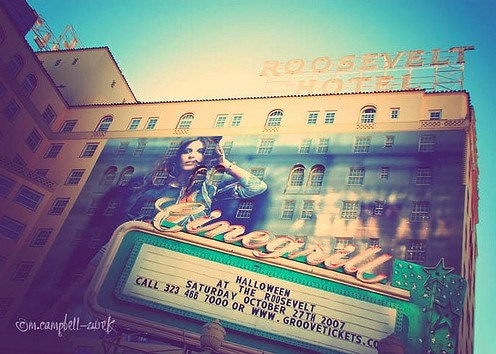 Old Hollywood - Roosevelt Hotel