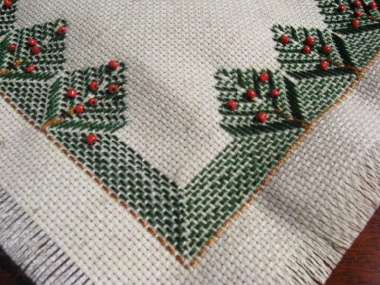How to Do Huck Embroidery | eHow.com