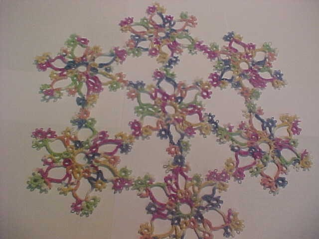 Tatting - Wikipedia, the free encyclopedia