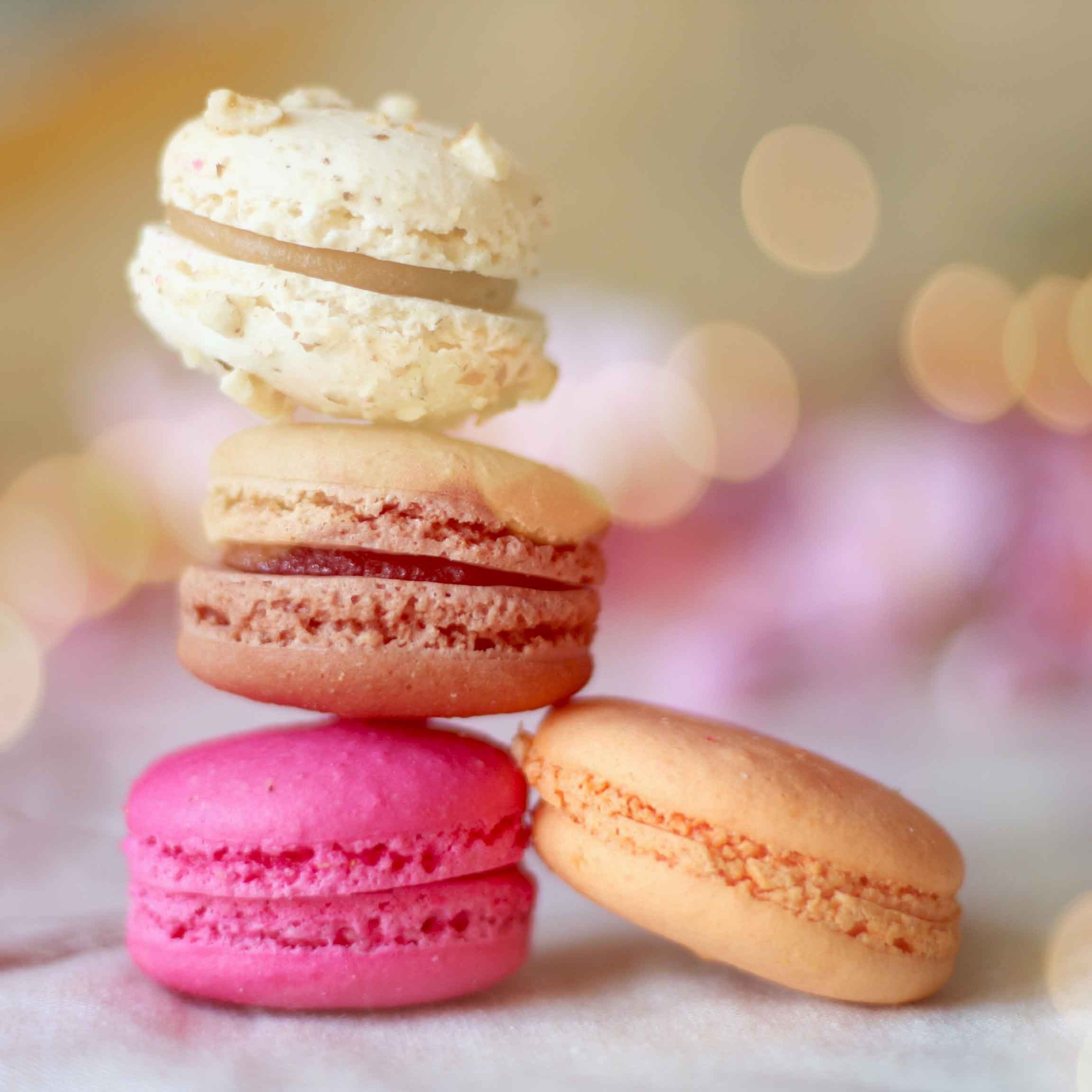Macarons - FINE ART PRINT