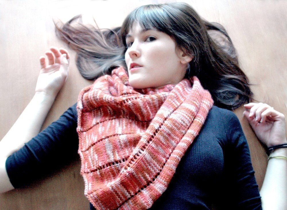 Free Knitting Pattern: Basketweave Scarf - Knitting - Learn to