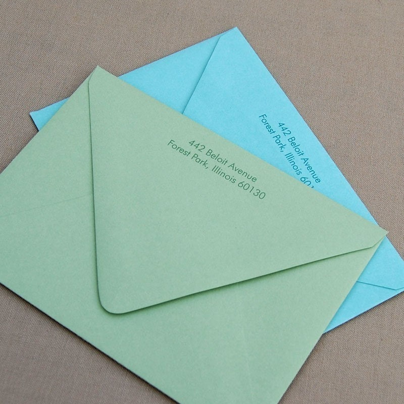 Emily Weddings: Invitation Etiquette
