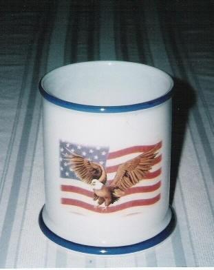 eagle urn