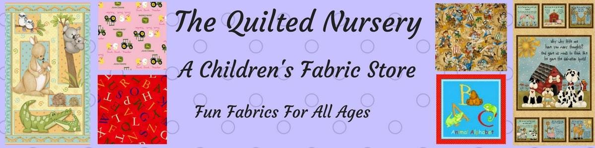 TheQuiltedNurseryChildren's FabricStore