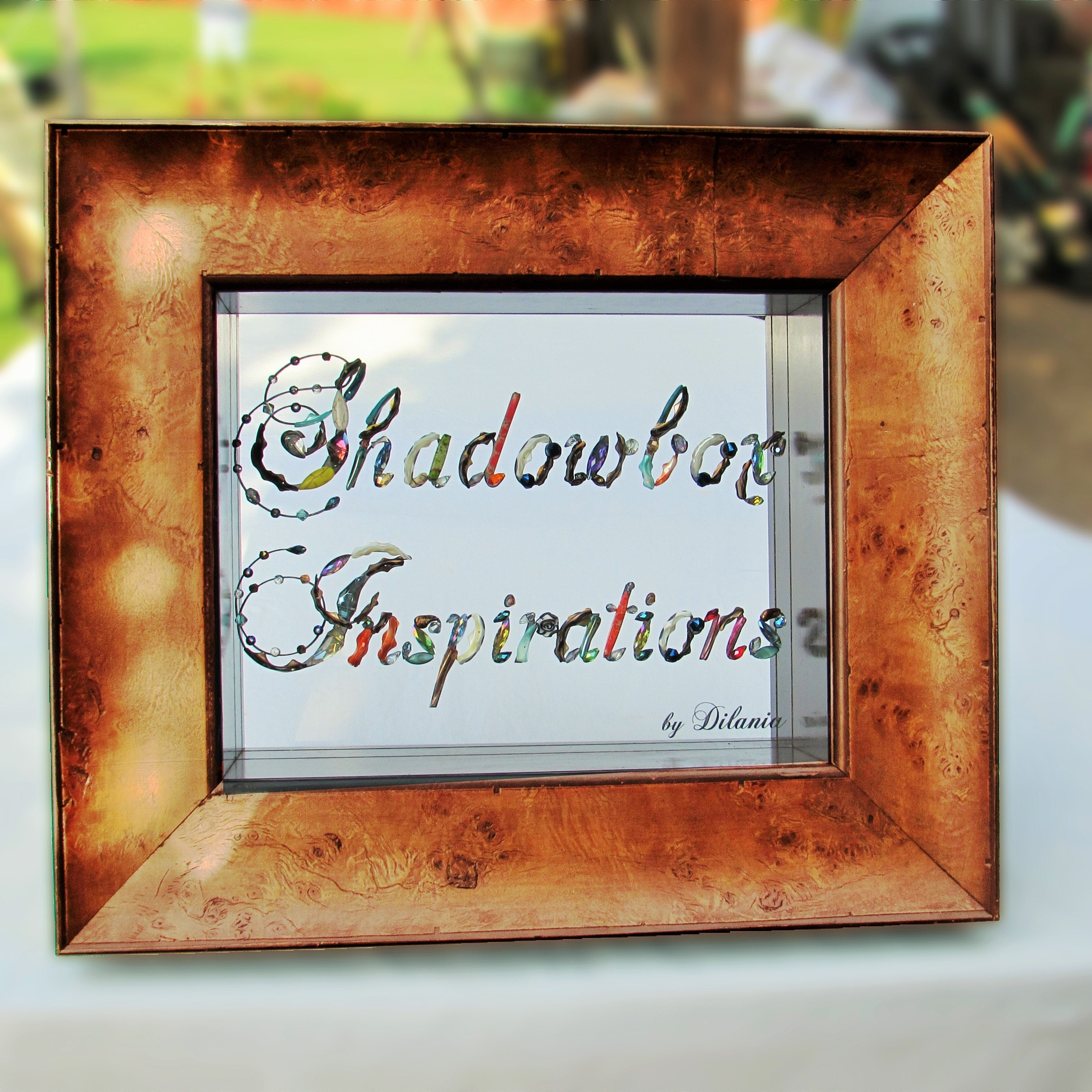 Shadowbox Inspirations by Dilania