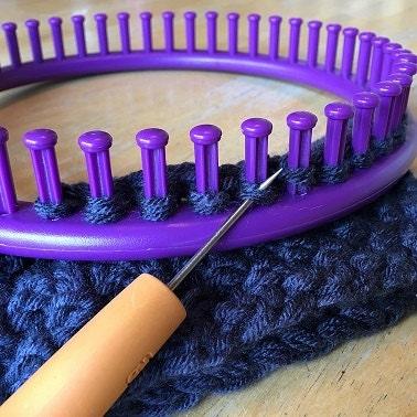 Loom Knit Patterns             DaynaScolesDesigns