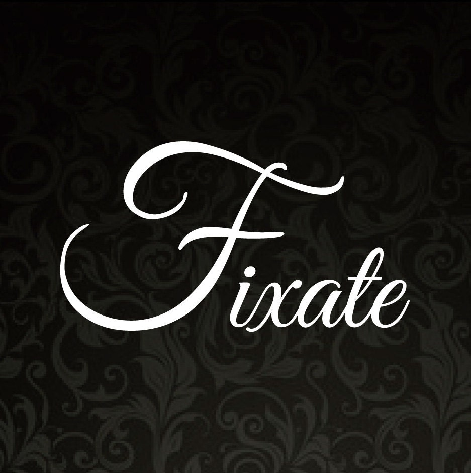 Fixate Wall Decals