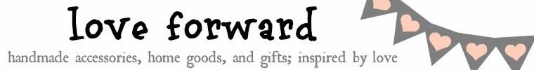 Shop loveforward.etsy.com!
