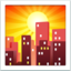 city_sunrise
